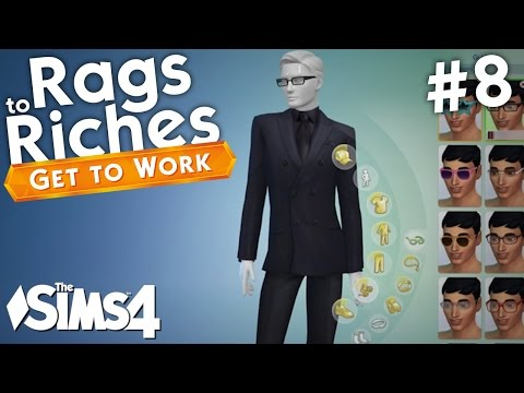 The Sims 4 Get To Work - Rags to Riches - Part 8
