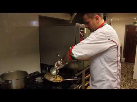 VINOdiVINO - Mariův receptář - 2. díl - Spaghetti pancetta e pecorino