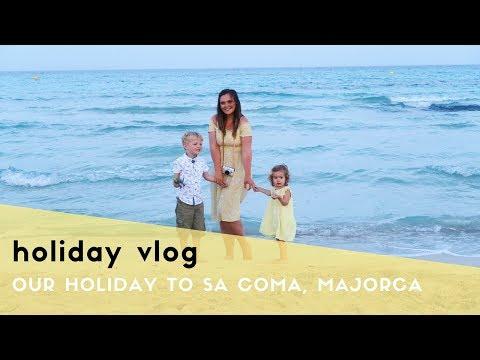 FAMILY HOLIDAY VLOG - SA COMA, MAJORCA 2018