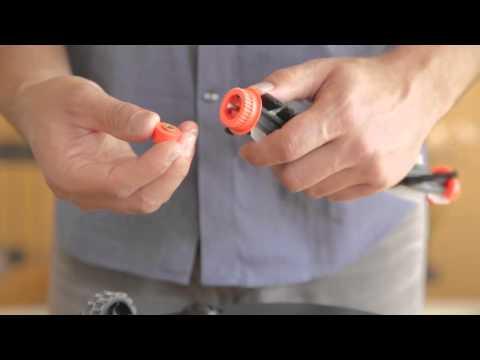How to Clean your Neato XV Series Robot Vacuum's Brush