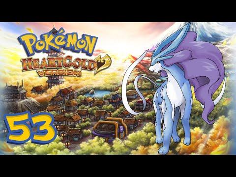 Pokémon Oro HeartGold - Cap. 53 ¡Suicune, el Pokémon de la Aurora!