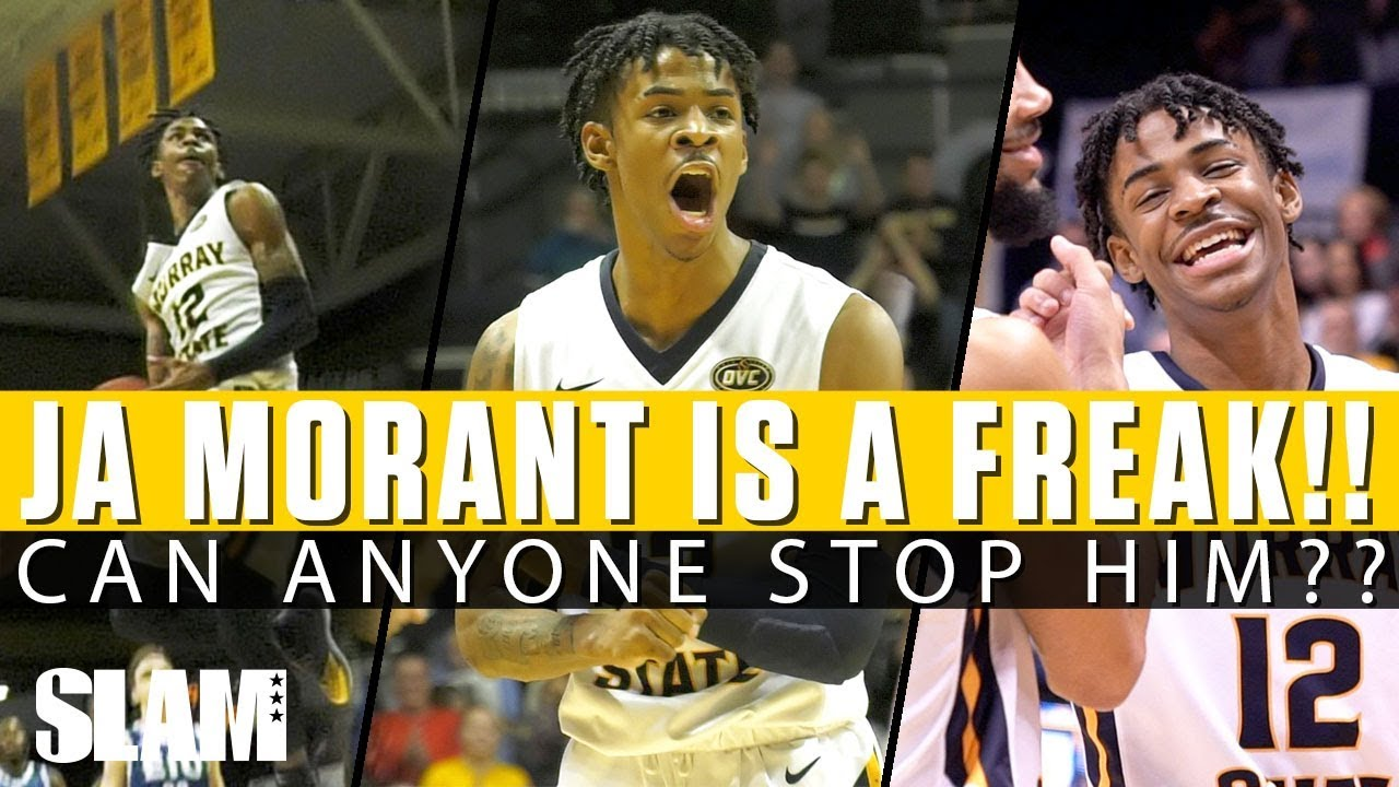 Ja Morant Cannot Be STOPPED!! Windmill and Smooth Double-Double!