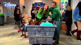 Girl Meets World - Riley Gets Binned! - Disney Channel UK HD
