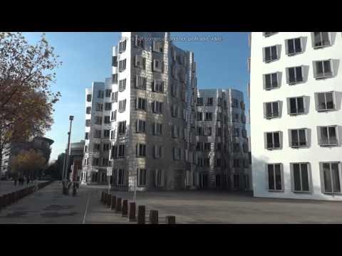 Visiting medical equipment fair in Düsseldorf 1080p