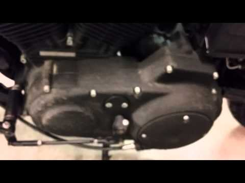 How to clean powdercoated engines