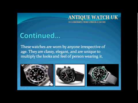 Why people wear wrist watches?