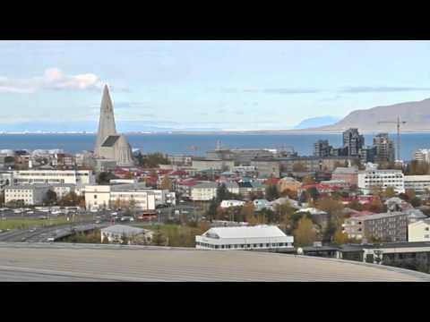 Reykjavik Introduction: Hallgrímskirkja and Perlan