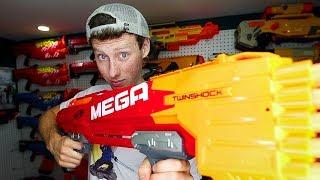 The Nerf Gun Game 8.0 Blasters!