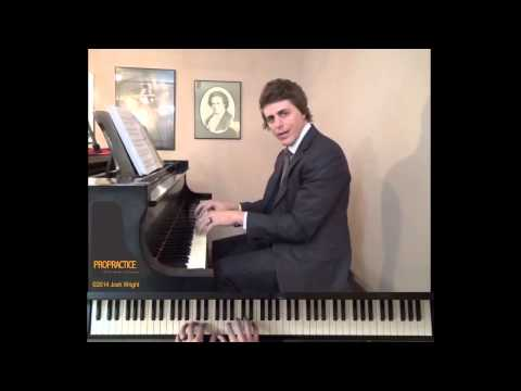 Rachmaninoff Prelude in G minor, Op.23 No.5 - ProPractice by Josh Wright