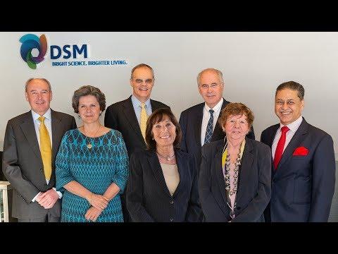 Meet DSM's Supervisory Board