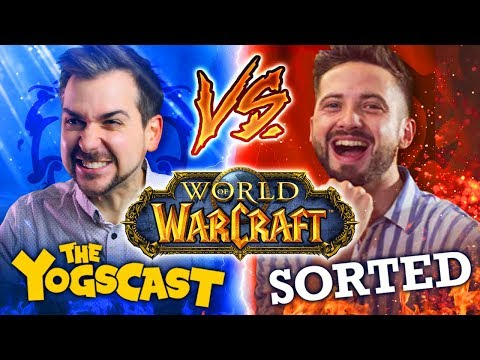 HUNT FOR YOUR FOOD | World of Warcraft Cooking Battle (w/ SORTEDFood)
