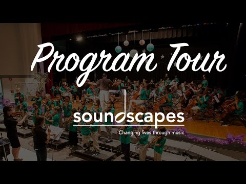 Soundscapes Program Tour