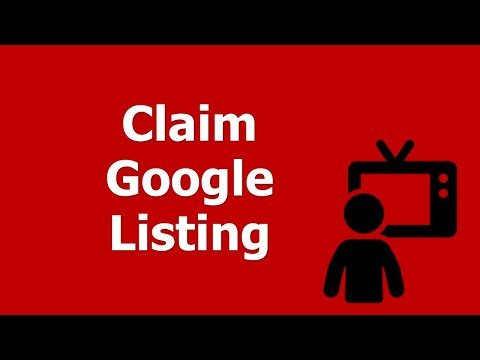 How to Claim & Optimize Your Google My Business Listing