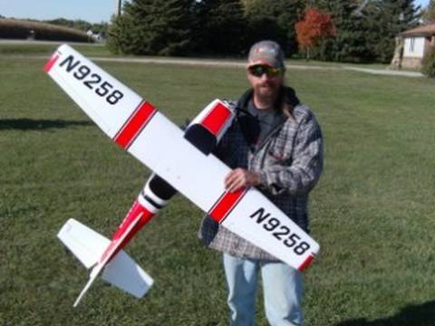 Looking for a good 4 CH RC Trainer?  Sky-Trainer is it!