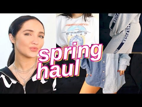 try on clothing haul   urban outfitters and zaful