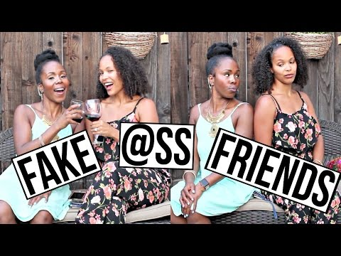 FAKE @SS FRIENDS | How to Remove Toxic People From Your Life ★Dr. BBBD Vlog 34★