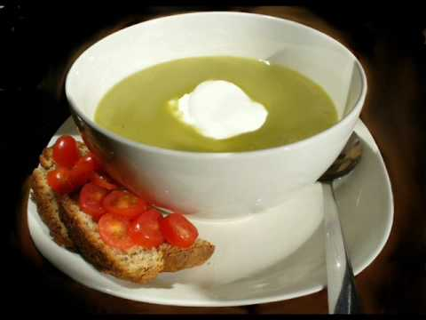 How to make pea soup in 5 minutes
