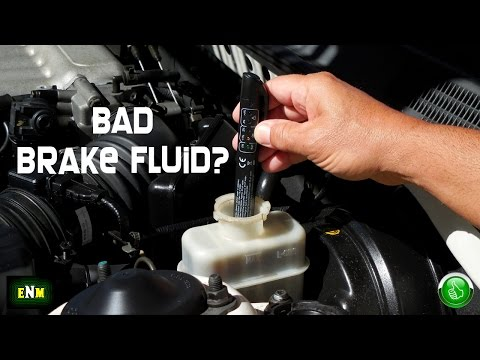 How To Easily Test Brake Fluid