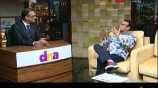 Annu Kapoor with Komal Nahta