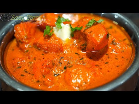 Most Satisfying Butter Chicken Recipe | Step by Step Tutorial Makhani Chicken Recipe