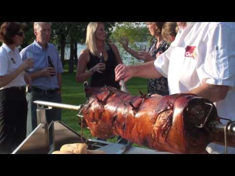Pig Roaster by PigOut - The Future of Pig Roasting