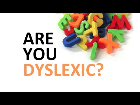 Shocking: Are You Dyslexic? (incredible test with answers)