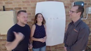 Tesla Powerwall Home Battery System Installation