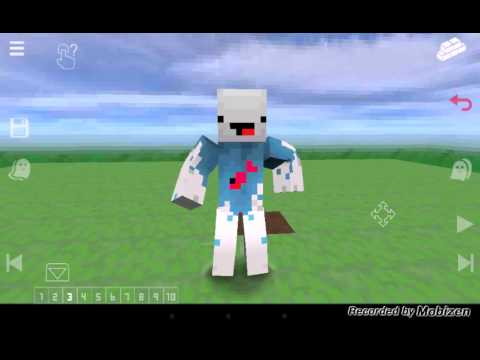 Take back the night minecraft skin animation