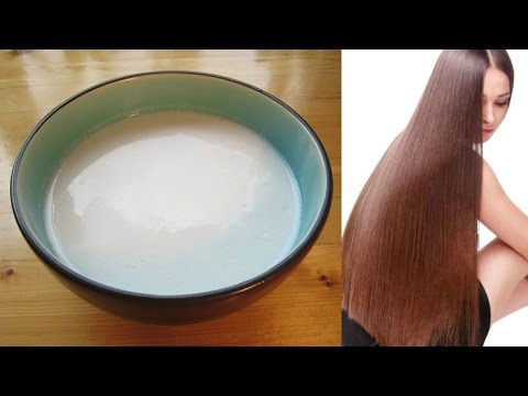 Coconut Milk Hair Mask GROWTH & DAMAGED HAIR