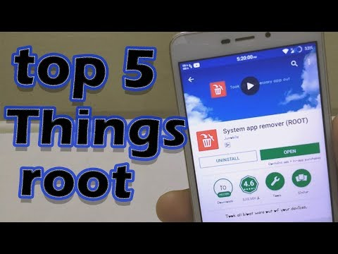 What You Can Do After Rooting Your Android | TOP 5 Must To DO Things On Rooted Device