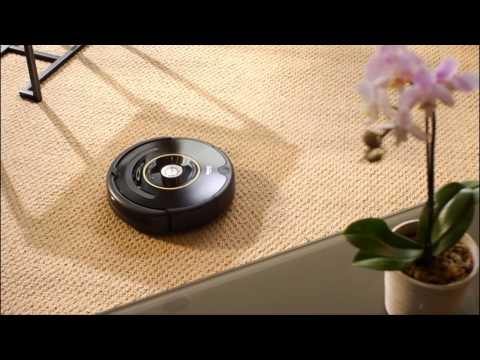 Dirt Detect Technology Roomba 600 and 700 Series