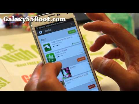 How to Install Adobe Flash Player on Galaxy S5!