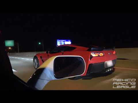 Procharged C7, Bolt On GTR, Turbo ZR1, Boosted 3V, And More Battle It out!