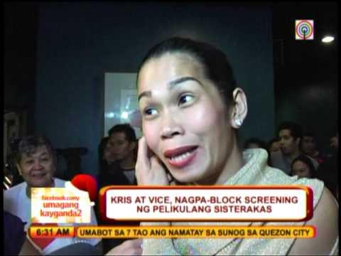 Vice predicts 'Sisterakas' to beat 'Praybeyt Benjamin'