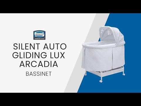 Beautyrest™ Silent Auto Gliding Lux Bassinet