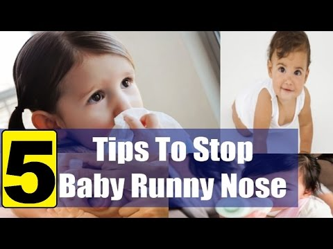 5 Home Remedies for Your Child's Runny Nose.
