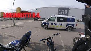 Lohjan Avausmiitti 8.4.2017 - Poliiseja, Perseilyä & Parkumista