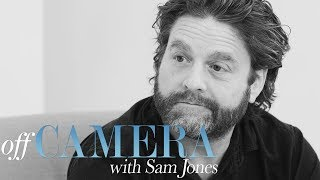Zach Galifianakis Feels Lucky to Have a Career