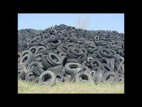 Day 35  Tires: How Do I Get Rid Of Them?