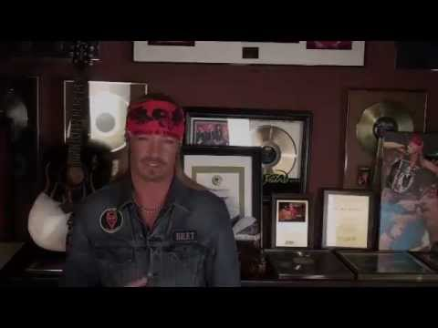 Bret Michaels- Overcoming Challenges In Life