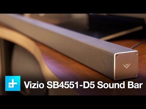 Vizio SB4551-D5 Smartcast 5.1 Sound Bar - Review