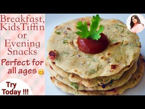सुबह का नाश्ता हो या बच्चो का टिफ़िन झटपट बनाये वेज ज्वारी पैनकेक, Easy Breakfast, tiffin recipe