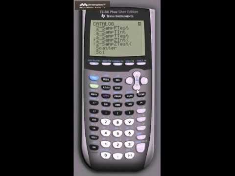 Setting up your calculator