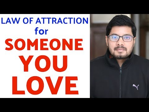 MANIFESTATION #65: How to Use Law of Attraction for Someone Else [Explained by Real Life Experience]