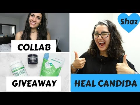 5 Tips for Candida - YOU CAN HEAL | Youtube Collab + GIVEAWAY!!!