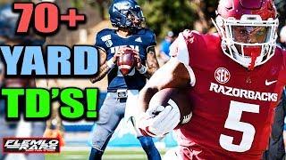 2 Last Chance U Players GOING OFF In College Football! Malik Henry & Rakeem Boyd