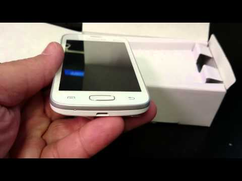 SAMSUNG S7262 GALAXY STAR PRO DUAL SIM Unboxing Video - CELL PHONE in Stock at www.welectronics.com