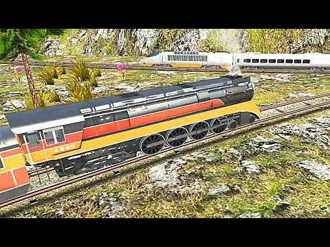 NY City Train Simulator 2019: Free Train Games 3D - Level 12