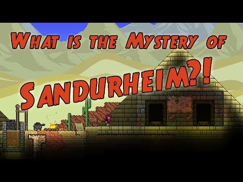 The Mysterious Terraria Sandurheim ARG