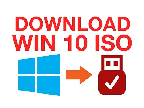 How to download Windows 10 ISO and creat a bootable Windows 10 USB flash drive